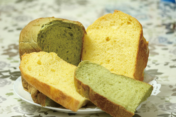 カラフルベジ食パン